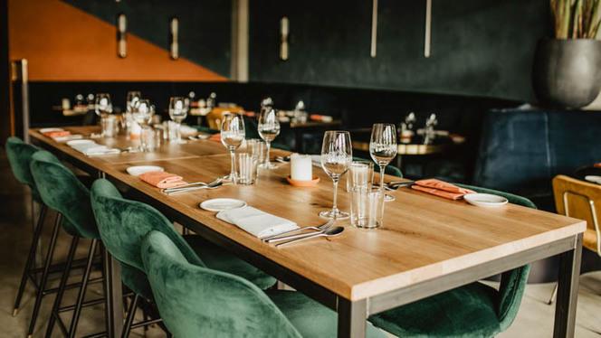 Het restaurant - Bar Alt, Amsterdam
