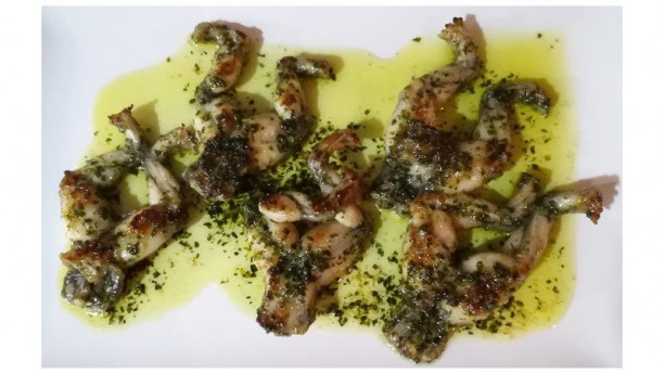 GastroVinum Frogs Legs, Garlic Butter