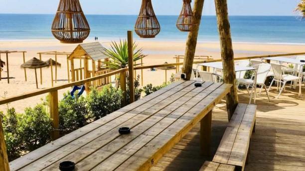 Aroeira Beach Bar Esplanada