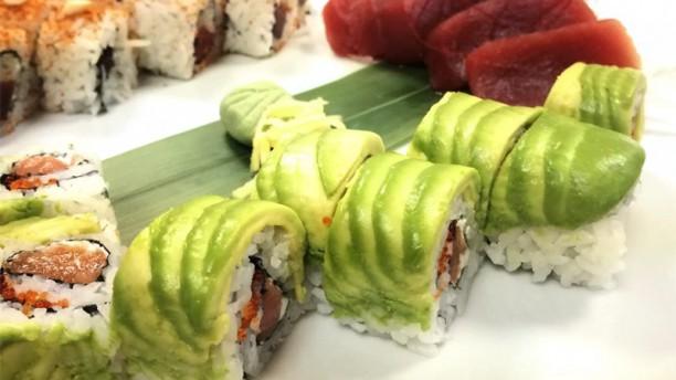 Itamae sushi & wok Sugerencia del chef