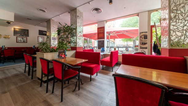 Le Milord Salle du restaurant