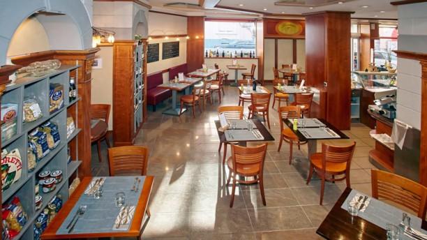Fantasie Italiane Salle du restaurant