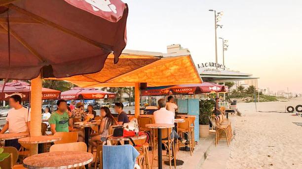 La Carioca Cevicheria En La Playa Esplanada