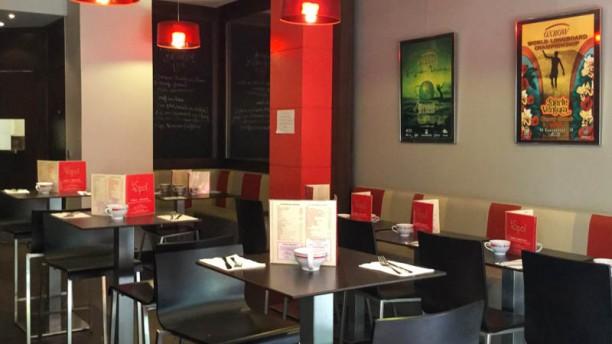Restaurant le spot levallois perret 92300 ternes - Auberge dab porte maillot restaurant ...