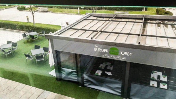 The Burger Lobby - Pozuelo Vista terraza