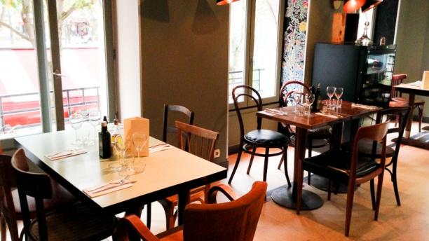 Restaurant Soprano Paris