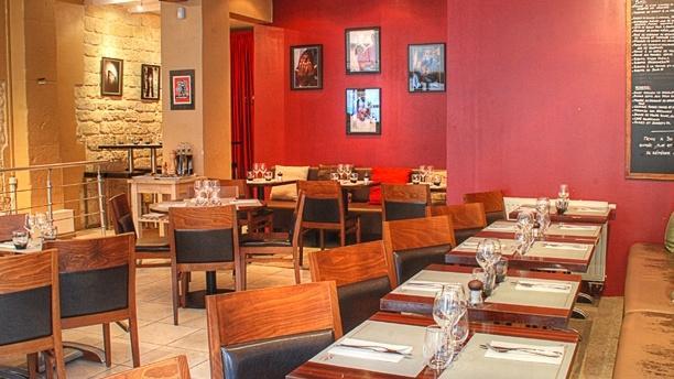Les Trois Font La Paire, Paryż - recenzje restauracji ...