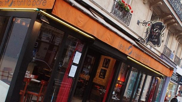 Les Trois Font La Paire - CLOSED aus Paris 5e ...
