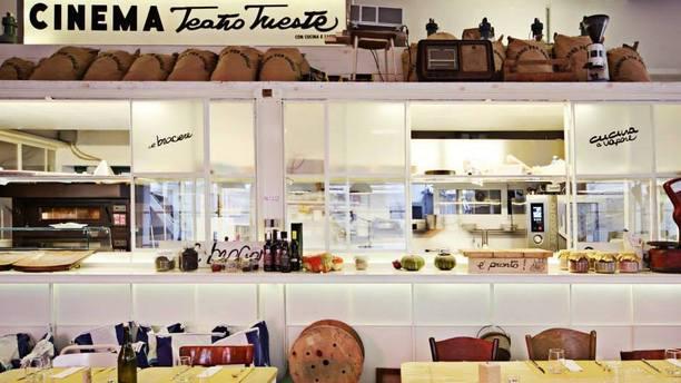 Cinema Teatro Trieste in Milan - Restaurant Reviews, Menu