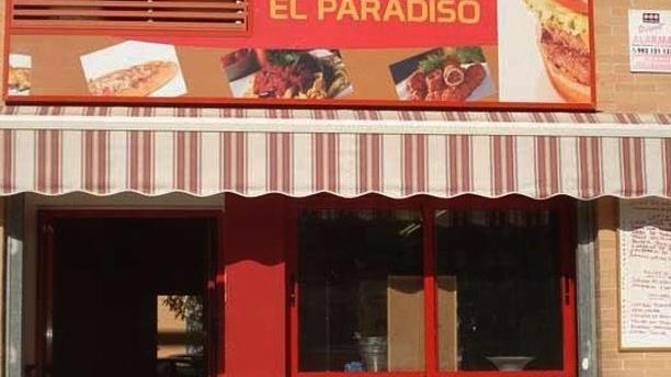 El Paradiso Vista fachada