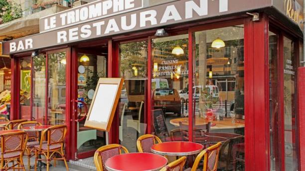 Le triomphe in paris restaurant reviews menu and prices thefork - Restaurant le paris lutetia ...