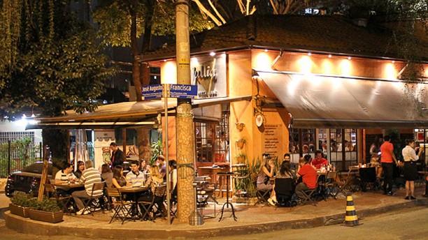 Jullia Pizza Bar Esplanada