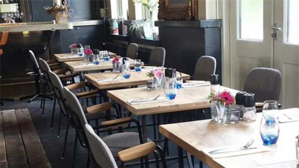 La Cocotte Het restaurant