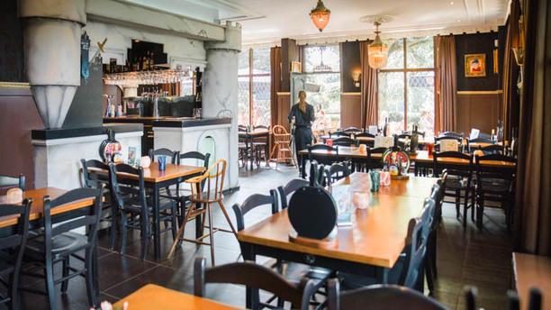 Het Pannekoeckershuys Het Restaurant