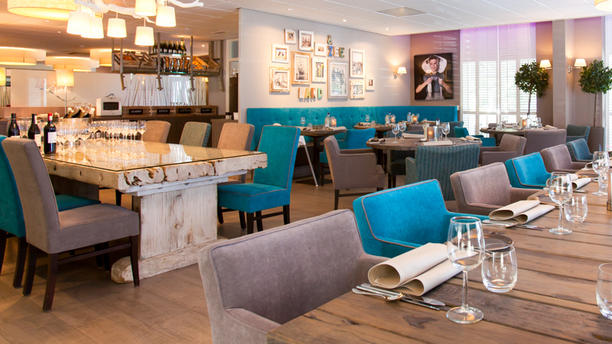 Zee & Land Restaurantzaal