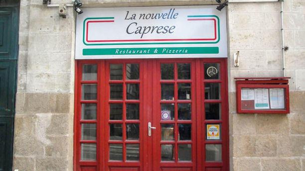 La nouvelle Caprese nouvelle Caprese