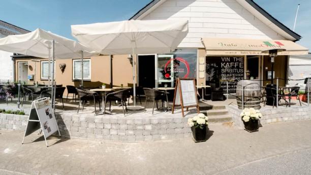 Café Enoteca La Terrazza In Fredericia Restaurant