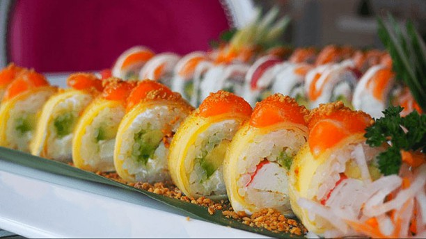 Urban Sushi Sushi Libre