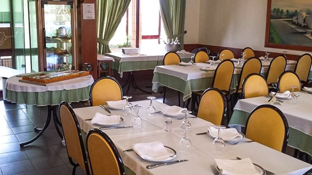 Restaurante S. Pedro Interno