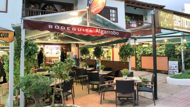 Bodeguita Algarrobo Terraza