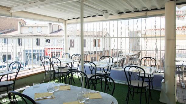 Café de la Place Terrasse