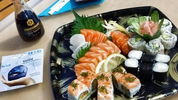 Restaurant my sushi cagnes sur mer cagnes sur mer 06800 for My sushi gijon