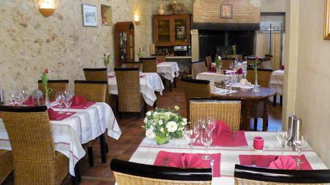 restaurant - Le Relais du Bastidou - Beaumarchès