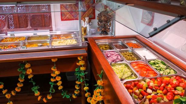 Deep Indisk Restaurant (Amagerbrogade) mat