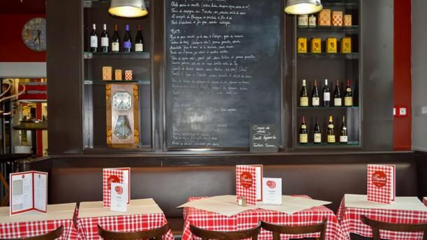 Chez Baptiste Salle du restaurant