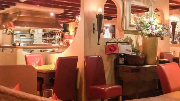 L'Elefante Bianco Het restaurant