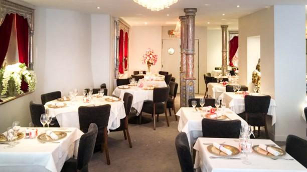 Restaurant kirane india paris 75017 arc de triomphe - Auberge dab porte maillot restaurant ...