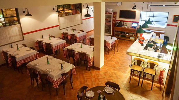 Spaghetti & Cia - Vila Velha Salão