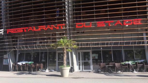 Restaurant du Stade Façade du restaurant
