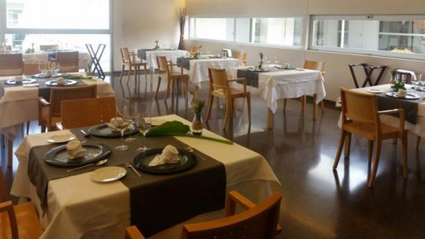 INS Escola d'Hoteleria i Turisme de Barcelona - Restaurant Pedagògic (Menú Degus Vista sala