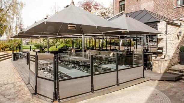 Brasserie Mariadal Terrasse et jardin