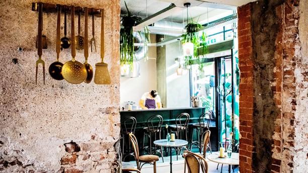 The Green Rose Het restaurant