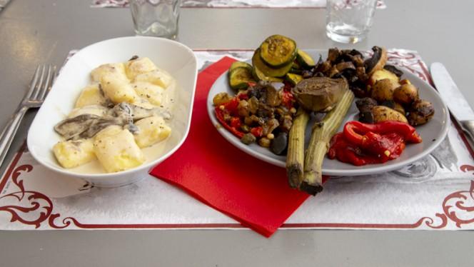 Suggestion du chef - Le Zanotti Gourmand, Lyon