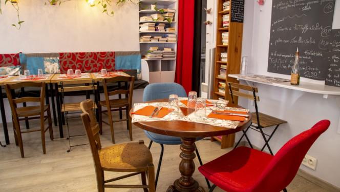 Vue de la salle - Le Zanotti Gourmand, Lyon