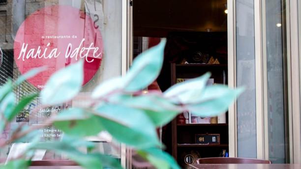 O Restaurante da Maria Odete Entrada