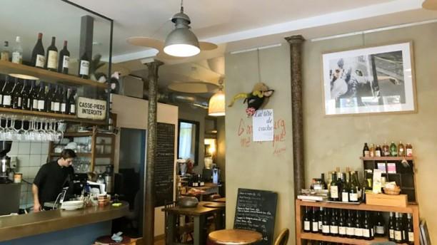 Suzanne Café Restaurant Salle