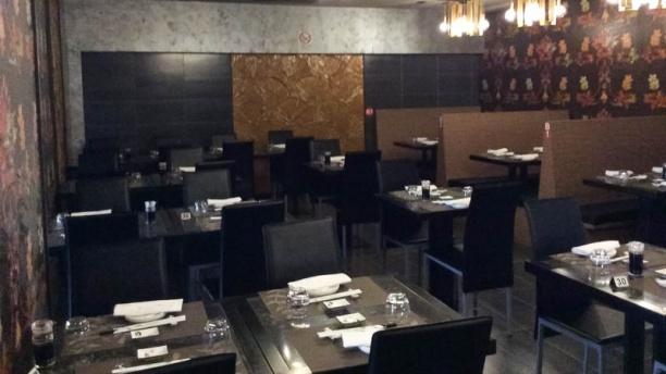 Sushi 163 La sala