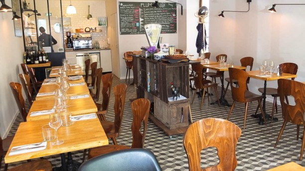 Plum restaurant 34 avenue de saint cloud 78000 - Restaurant chateau de versailles ...