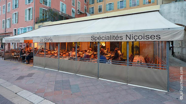 La storia in nice restaurant reviews menu and prices for Anchoiade maison