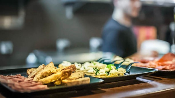 Le Veneto - Epicuriales suggestion du chef / tapas
