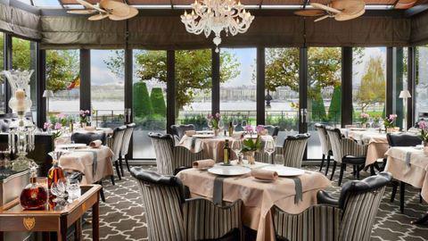 Hotel d'Angleterre - Windows, Genève