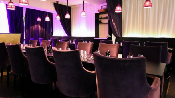 Restaurant le confidentiel paris 75008 champs elys es for Restaurant halal paris 10