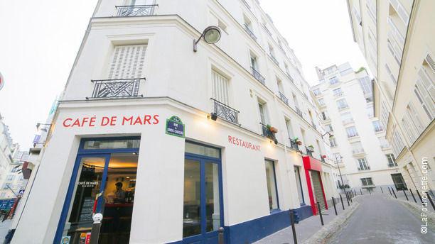 Le Café de Mars Bienvenue au Café de Mars