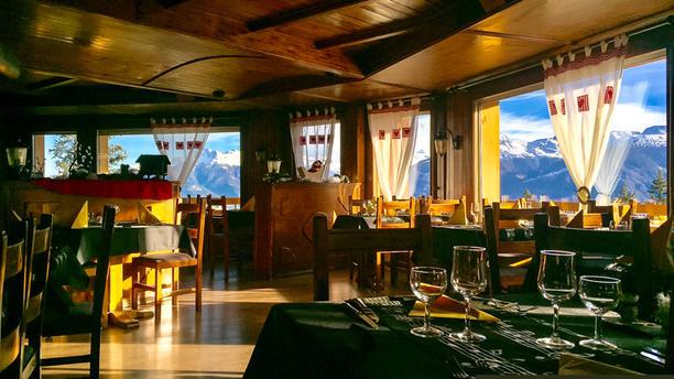 Le Panorama Salle du restaurant