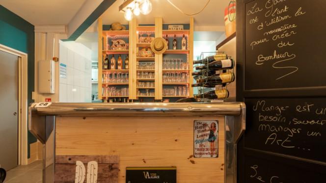 Bar - Le Comptoir de Becca, Marseille