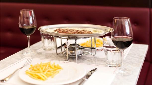L'entrecote Café de Paris - Félix Boix Sugerencia del chef